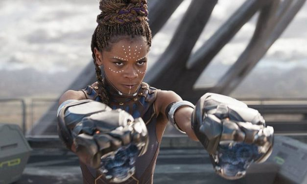 'Black Panther' Is Not Only a Superhero but Also a Role Model for Scientists