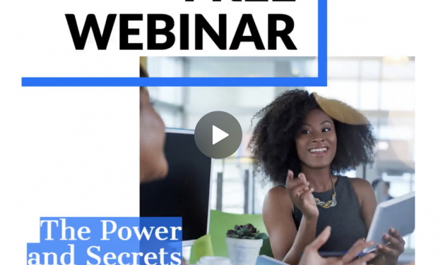 Webinar – The Power & Secrets of LinkedIn