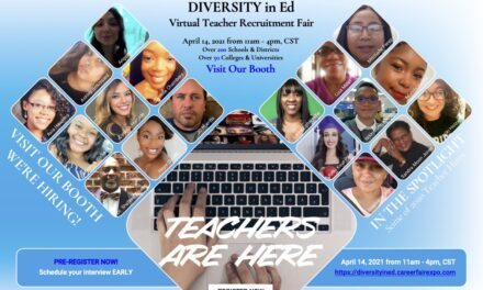 February 2021 DIVERSITY in Ed Press Release